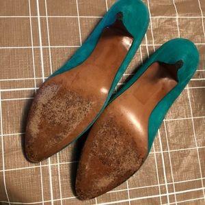 Evan Picone Shoes - Suede shoes